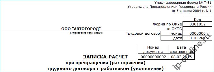 Т-61-1