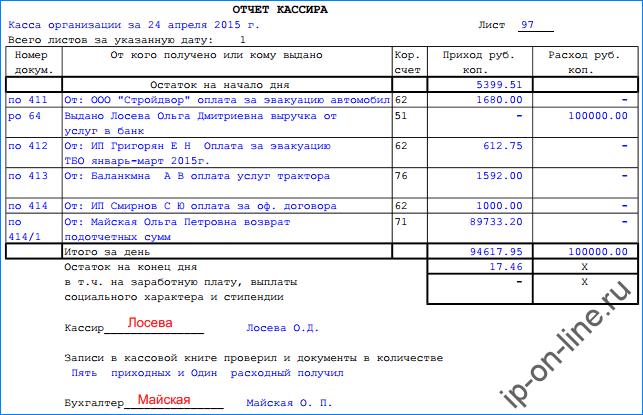 кассовая книга-1