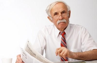 Увольнение пенсионера